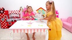 دیانا و روما - دیانا و روما غذا می پزند
