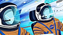 چگونه به کره ماه سفر کنیم ؟ ویدیو رسمی سازمان ناسا