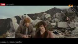 فیلم سینمایی ارباب حلقه ها ۱ - قسمت دوم با دوبله فارسی - فیلم سینمایی خارجی