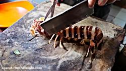 جاذبه های غذایی - غذاهای دریایی اندونزی (ماهی های دیدنی)