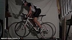 آموزش ساخت قرقره ( غلطک )برای دوچرخه