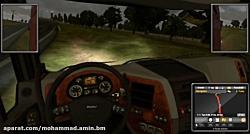 تریلر.بازی کامپیوتری کامیون سری ۱۳
