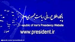 جلسه شورای اداری و افتتاح همزمان پروژه های زیربنایی اردبیل