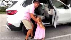 دیانا و پدر به دندانپزشکی میروند
