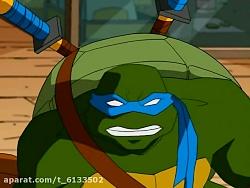 کارتون لاکپشت های نینجا فصل دوم - قسمت ۲۱