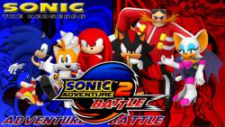 Sonic Adventure 2 MODERN PACK + BOOST!