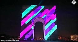 جشن سال نو ۲۰۲۰ در پاریس