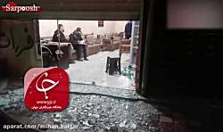 حمله مسلحانه در بلوار خاتم الانبیا تهران