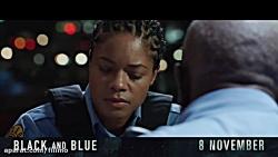 آنونس فیلم سینمایی «سیاه و آبی»