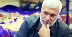 شهادت سردار سلیمانی و ابو مهندس