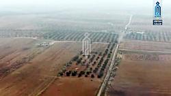 لحظه انفجار مهیب انتحاری تحریرالشام در غرب التح ادلب