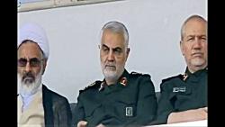 فوری: حاج قاسم سلیمانی، سردار ایرانی به شهادت رسید.
