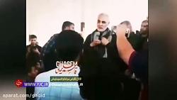 رمز شهادت سردار سلیمانی سخنان حاج قاسم سلیمانی