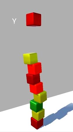 بازی برج ژله ای