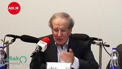 توضیحات مسعود درخشان در مورد حراج دارایی های ملی