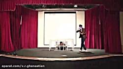 نمايش دانش آموزي/نمايش صحنه اي/ بدون شرح/رضا عربشاهي/ جشنواره 36