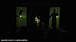 نمايش دانش آموزي/نمايش عروسكي/ ضحاك ماردوش/سيداميرحسيني/ جشنواره 36