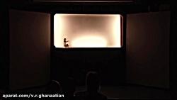 جشنواره فردا/نمايش دانش آموزي/نمايش عروسكي/ سايه در سايه /محمد احمدي/ جشنواره 36