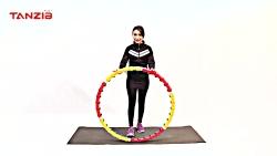 آموزش حلقه زدن به صورت کامل + چند حرکت پایه