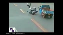 چند تصادف مرگبار (حاوی تصاویر دلخراش)