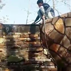 طراحی و اجرای آبنما و آبشار و محوطه سازی باسنگهای کوهی ۰۹۱۲۴۰۲۶۵۴۵