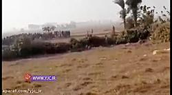 حمله وحشتناک پلنگ به روستاییان