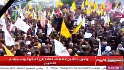 فریادهای معنی دار در بغداد خطاب به سفیر آمریکا و شقی ترین افراد عالم ترامپ