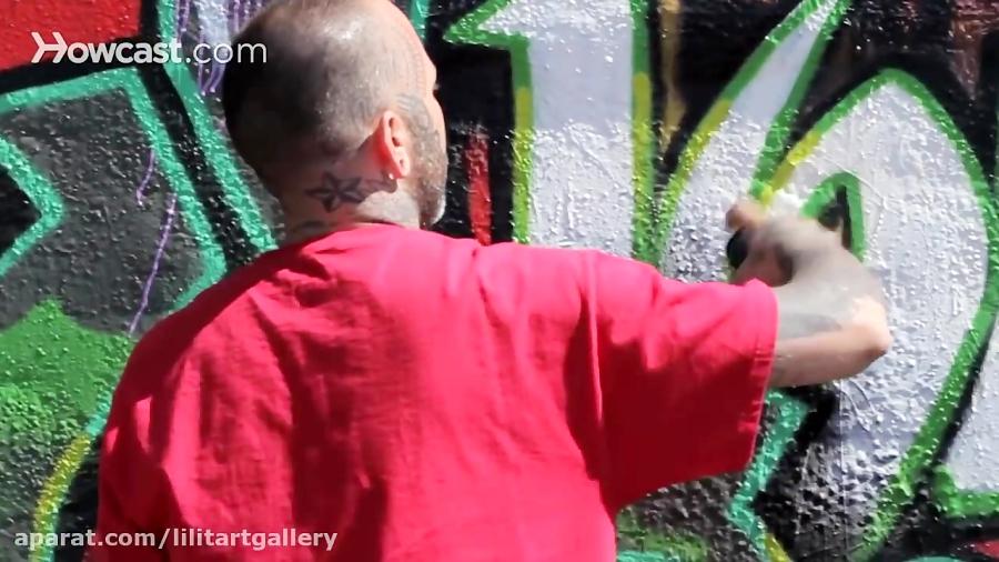 نکات هنر نقاشیهای گرافیتی