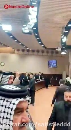 نمایندگان پارلمان عراق خواستار خروج آمریکا از منطقه هستند