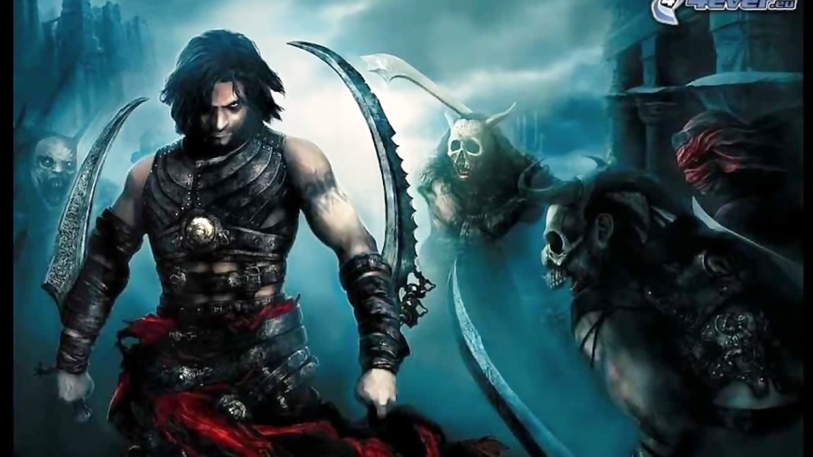 prince of Persia warrior within vs America