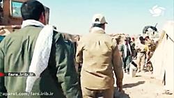 سردار ایرانی ، قاسم سلیمانی ! راهت پر رهروست - شیراز