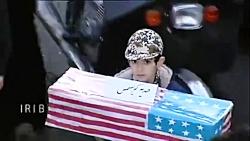 هدیه کریسمس کودک ایرانی برای ترامپ