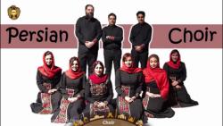 Iran has professional choirs, performing Persian folk music -
