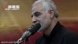 درخواست حاج قاسم سلیمانی از مردم برای روز تشییع پیکرش