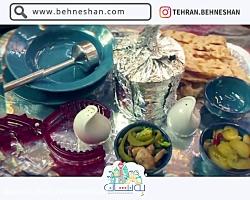 رستوران شبهای ویلا در خیابان ویلا تهران