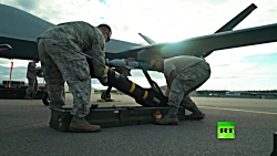 ترور سردار سلیمانی توسط ارتش آمریکا با استفاده از پهپاد MQ-9 Reaper