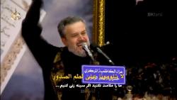 فاطمیه - نوحه جانسوز من سواها (ترجمه تخصصی فارسی) | ملا باسم کربلایی