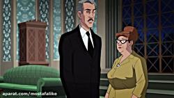 انیمیشن بتمن: بازگشت مبارزان شنل پوش با دوبله فارسی