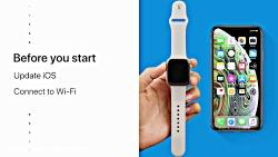 آموزش اتصال اپل واچ به آیفون جدید و قدیمی ؛ پیر و Unpair کردن ساعت اپل با آیفون