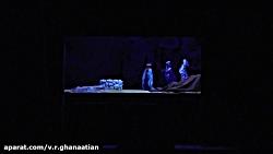 نمايش دانش آموزي/نمايش عروسكي/ پسران/يك حكايت /عليرضا قديري/ لرستان/جشنواره 36