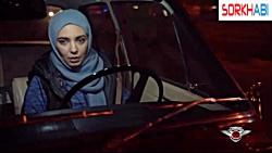 چالش رانندگی لیندا کیانی، بازیگر سریال مانکن - مسابقه بزرگ دست فرمون