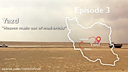 American travelers exploring Yazd (Episode3)