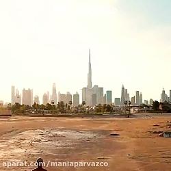 چند ثانیه در دبی