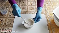 طرز تهیه درست نان شیرمال432