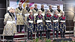 گروه سرود دانش آموزان پسر استان لرستان (جشنواره 36) تهران