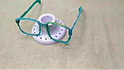 ساخت عینک با قلم سه بعدی