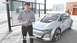 نگاهی به خودرو هوشمند آئودی