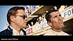 آنونس فیلم سینمایی «فورد در برابر فراری»