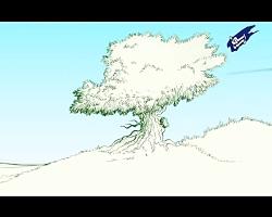 انیمیشن طلب با موضوع زیارت امام رضا علیه السلام