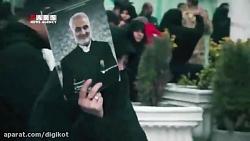 آهنگ در سوگ سردار به مناسبت شهادت حاج قاسم سلیمانی